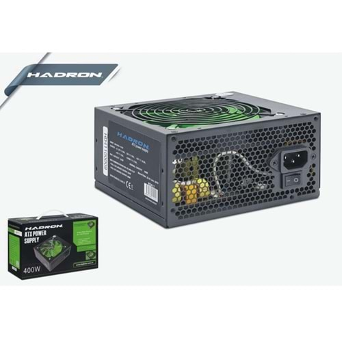 HADRON HD411/10 POWER SUPPLY 400W KUTULU