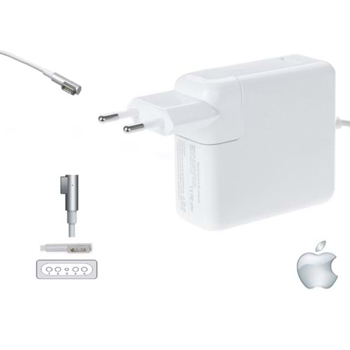 COMPAXE CLAP-300 45W 14.5V 3.1A APPLE MAGSAFE 1 L TYBE UYUMLU NOTEBOOK ADAPTÖR